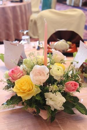 お任せ婚礼装花_d0227610_21565129.jpg
