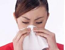 検査で悪化した鼻炎_e0097212_7583913.jpg