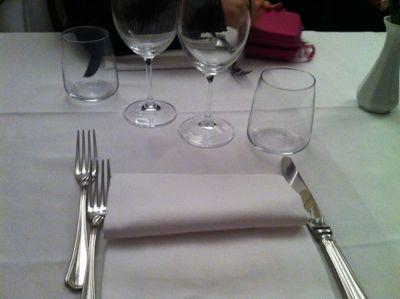 たまにはレストランで \'14春_d0136540_17571841.jpg