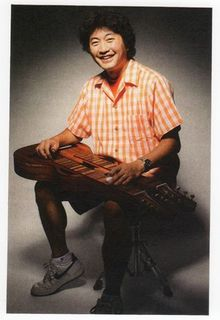 山内アラニ雄喜 Hawaiian Slack Key Guitar Solo Live_e0230141_1454945.jpg