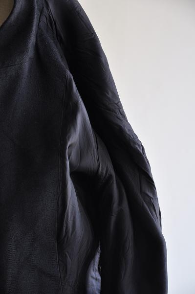 ゴーシュ シルクリネンツイル ジャケット