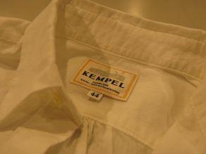 "\""KEMPEL STANDARD SHIRT\""ってこんなこと。_c0140560_1125115.jpg"