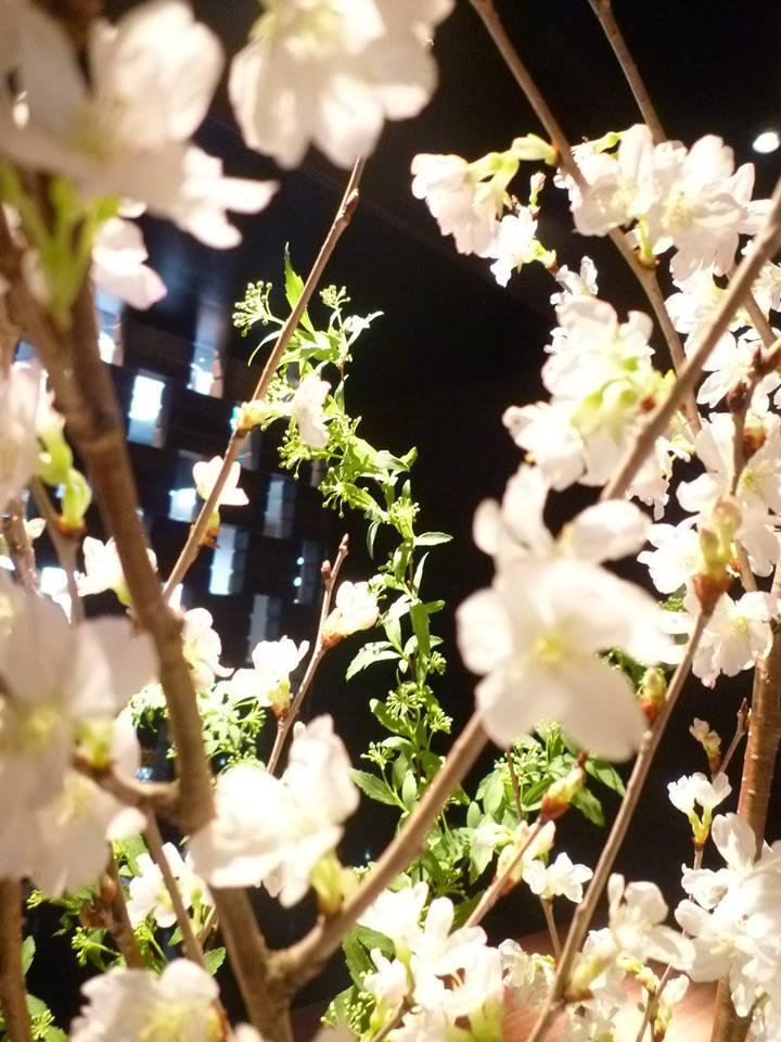 在京大分県人会女性部 花豊会 平成25年度講演会 「銀座のおもてなし」 白坂亜紀氏 @坐来 大分♬十_a0053662_103366.jpg