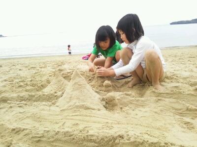 海開き@トゥドゥマリ浜_e0131462_227935.jpg