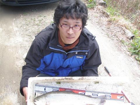 3月17日(月)釣り日和_f0192504_15141062.jpg