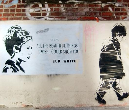 ブルックリンのウィリアムズバーグで見かけた街角アート_b0007805_940063.jpg