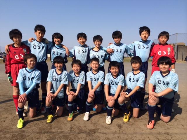 6年生 A-LINEリーググランドチャンピオンマッチ_a0109316_22141916.jpg