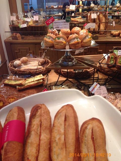 /// 神戸で行くたびに買ってしまうルビアンのパン ///_f0112434_16375710.jpg