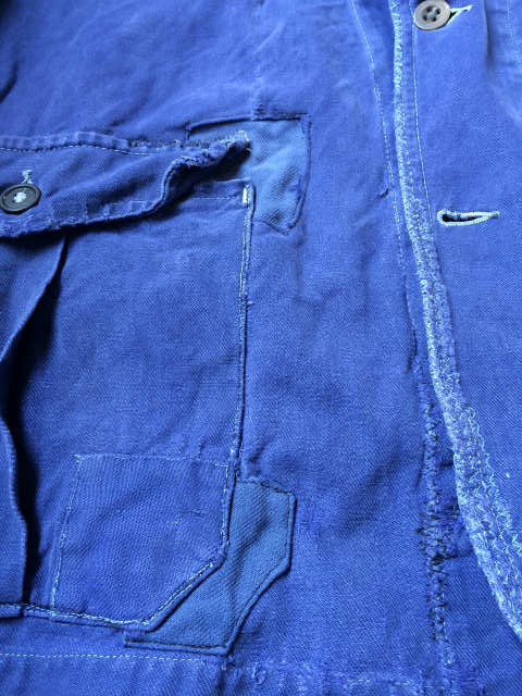 『used french JKT』_a0117545_12292513.jpg