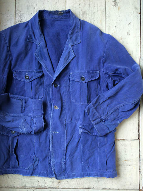 『used french JKT』_a0117545_12294691.jpg