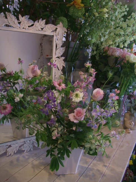 オークリーフ花の教室(長尾さんの作品)_f0049672_1883920.jpg