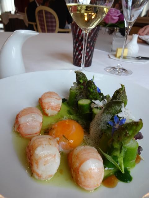 La Table Du Connetable Chantilly Paris Gourmand