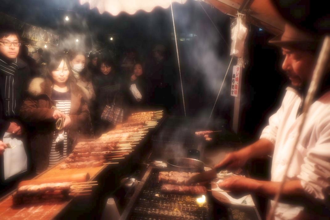 第9回 夜梅祭 <6> 夜店 2014・03・15_e0143883_17213758.jpg