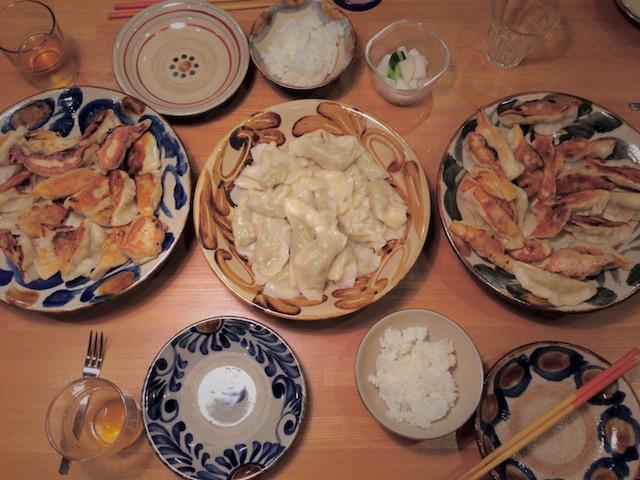 家族餃子_e0287190_9101745.jpg