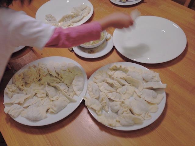 家族餃子_e0287190_920013.jpg
