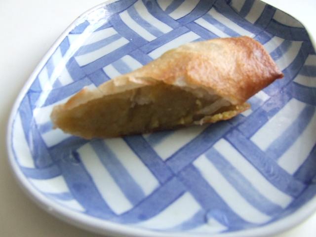 豆腐と麩の団子甘酢あん_f0019498_1693529.jpg