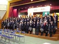卒業生69名が呉服小学校を巣立ちました。おめでとう♦♫♦・*:..。♦♫♦*゚¨゚゚・*:..。♦_c0133422_2016399.jpg