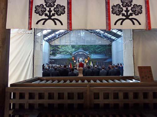 諏訪大社上社本宮大祭祈年祭_d0127634_1735263.jpg