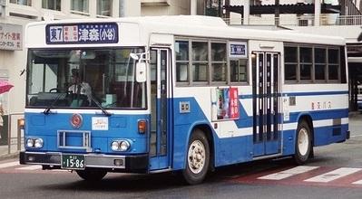 九州産業交通 いすゞP-LV314N(?) +西工58MC_e0030537_23443322.jpg