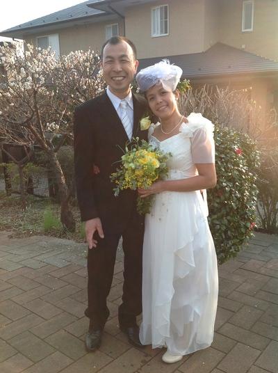Happy! Happy! Wedding ! @ルレ・サクラ_a0229658_1756581.jpg
