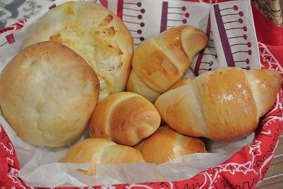 生徒さんのパン&のんべー_d0240469_635692.jpg