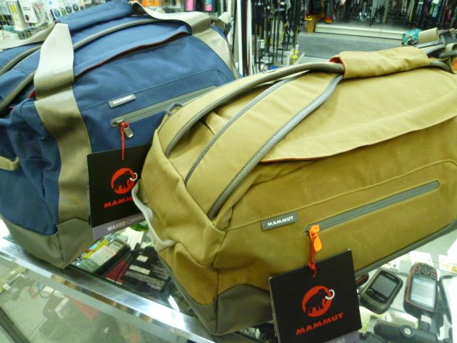 マムートから、新作バッグ!_d0198793_18152821.jpg