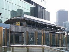 大江戸線汐留駅_f0322193_11263810.jpg