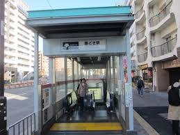 大江戸線勝どき橋_f0322193_11263924.jpg