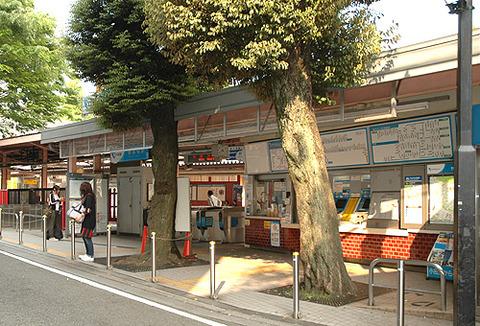 小田急線☆参宮橋駅のご紹介(´・ω・`)♥_f0322193_112816.jpg