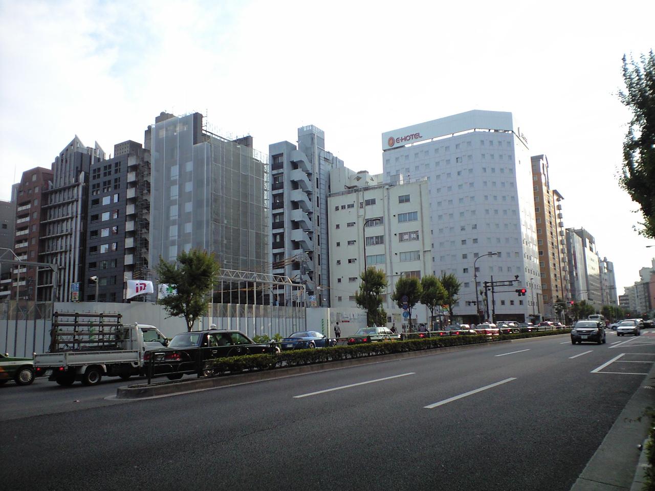 ☆副都心線・東新宿駅☆意外と閑静な街☆_f0322193_12255292.jpg