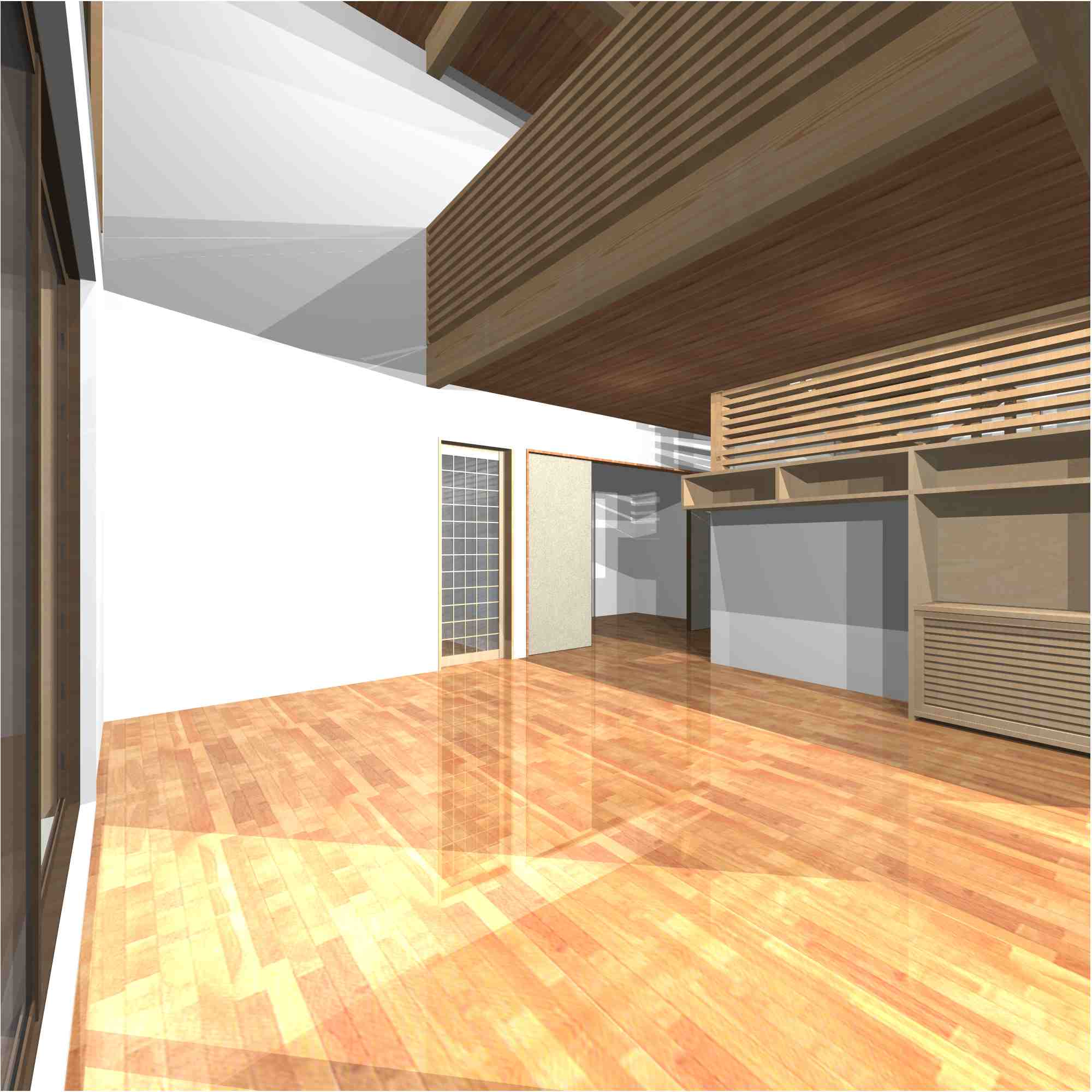 Q1住宅ーX1八幡:室内パース_e0054299_1329975.jpg