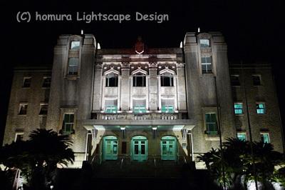 鹿児島中央駅~鹿児島駅周辺のライトアップ_f0322812_0252782.jpg
