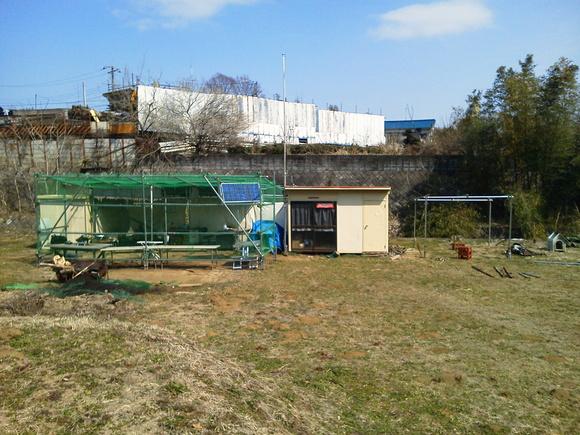 サル山飛行場の改修工事が終了_a0305128_20263323.jpg