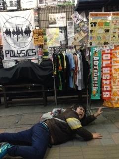 POLYSICS JAPAN TOUR 2014 ACTION!!! 岡山ペパーランド_b0209830_2318354.jpg