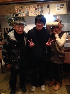 POLYSICS JAPAN TOUR 2014 ACTION!!! 岡山ペパーランド_b0209830_23184942.jpg