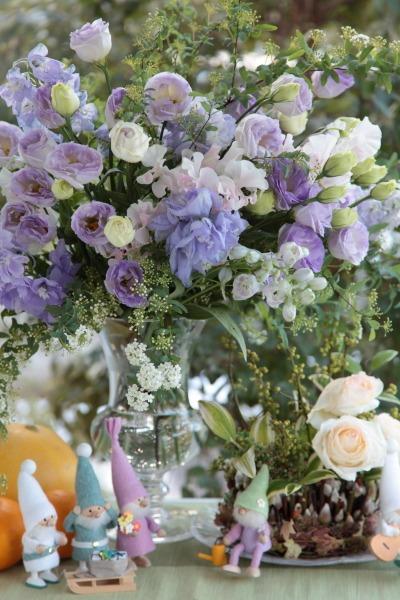 切り花を長い間、楽しみましょう。_a0227137_2246255.jpg