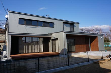『プールサイドの家』 完了しました。_e0197748_2031952.jpg