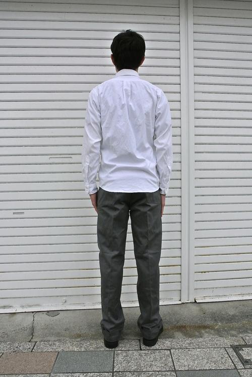 Dutch civil defense grey moleskin pants dead stock snaps_f0226051_21304233.jpg