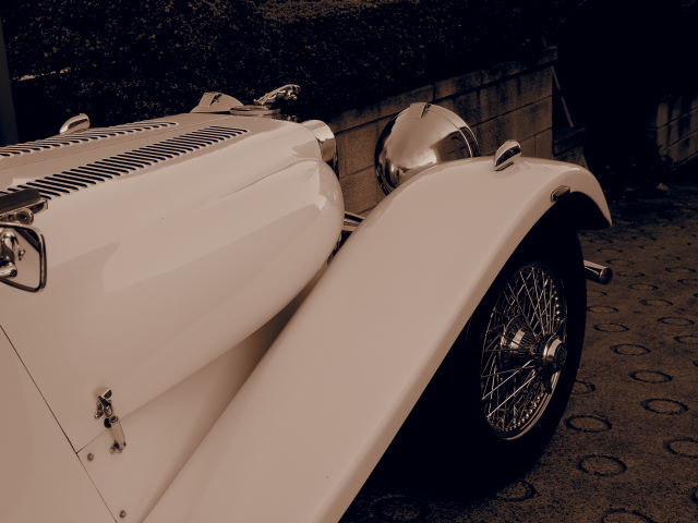 セピア色の車_a0257652_919345.jpg