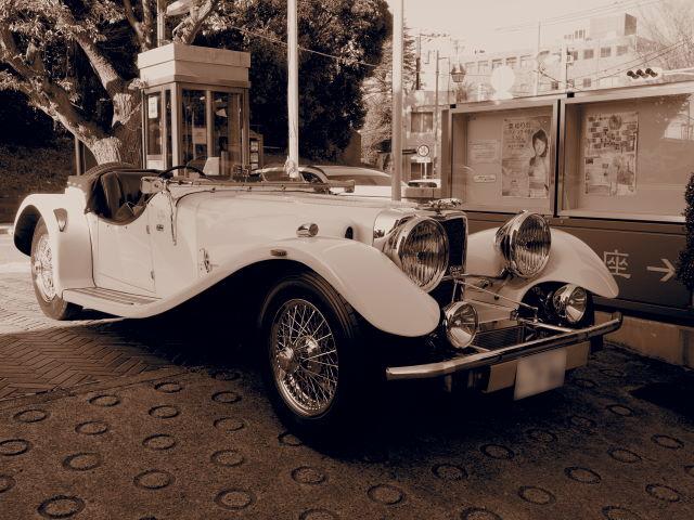 セピア色の車_a0257652_954451.jpg