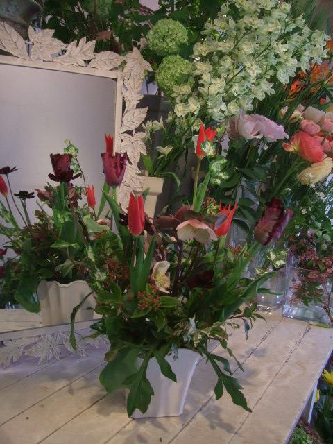 オークリーフ花の教室(甘艸さんと大草さんの作品)_f0049672_17375513.jpg