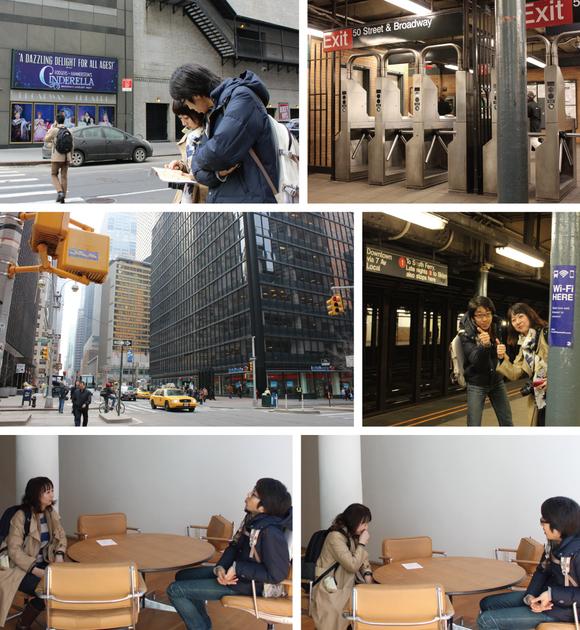 ニューヨーク日記 ②_d0225610_1452915.jpg