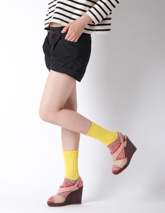 ayame\' spring color socks_d0193211_12454450.jpg
