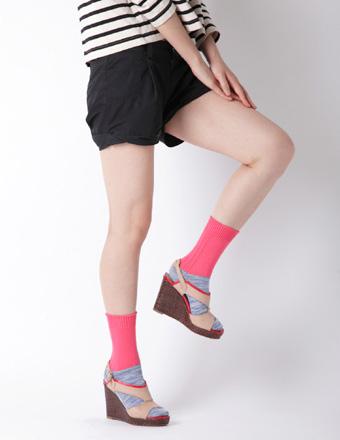 ayame\' spring color socks_d0193211_1245680.jpg