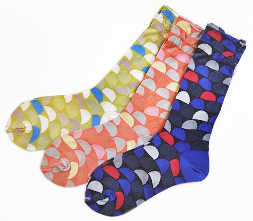 ayame\' spring color socks_d0193211_13222330.jpg