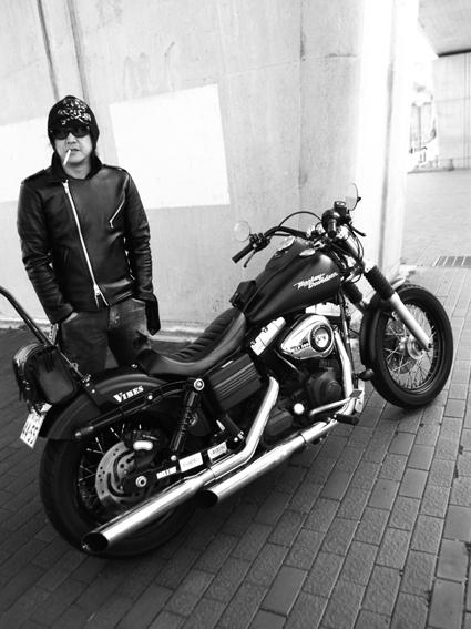 5COLORS「君はなんでそのバイクに乗ってるの?」#80_f0203027_1613427.jpg