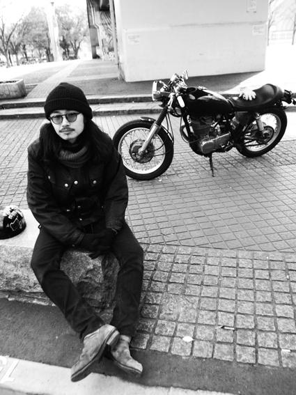 5COLORS「君はなんでそのバイクに乗ってるの?」#80_f0203027_1614558.jpg