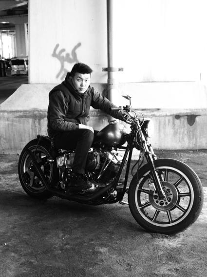 5COLORS「君はなんでそのバイクに乗ってるの?」#80_f0203027_1615916.jpg