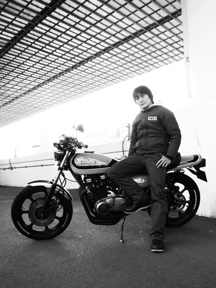 5COLORS「君はなんでそのバイクに乗ってるの?」#80_f0203027_1622371.jpg