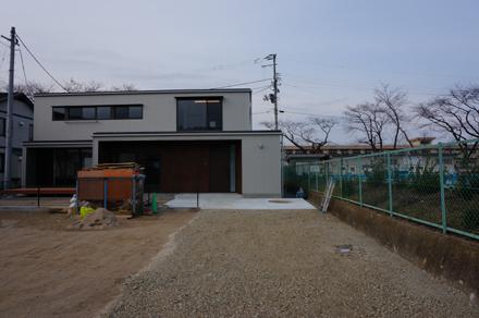 『プールサイドの家』 オープンハウスの見どころ1_e0197748_17421914.jpg